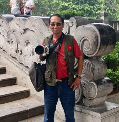 Anh Đinh Ngọc Hưng (Hà Nội) khoẻ mạnh hơn nhờ BKA Cumin T2