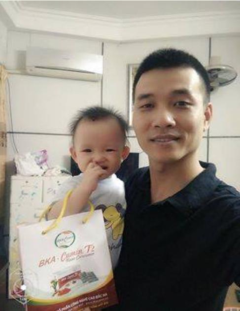 Anh Nguyễn Quốc Huy (Hà Nội) giảm đau dạ dày nhờ BKA Cumin