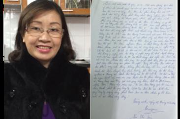 Chị Bùi Thị Sáu (Quảng Ninh) bị đại tràng chia sẻ cảm nhận