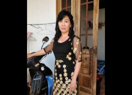 Chị Lê Thị Xuân (Bình Phước) ăn ngon miệng và khỏe hơn nhờ BKA Cumin