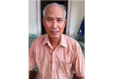 Ông Mai Văn Khảng (Hà Nội) thuyên giảm u xơ tiền liệt tuyến